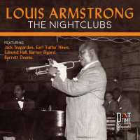 """The Night Clubs"" - showcase release by Louis Armstrong"