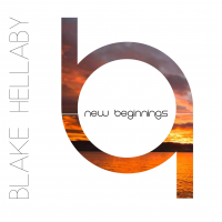 Album New Beginnings by Blake Hellaby