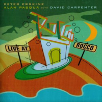 Album Live at Rocco by Peter Erskine