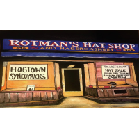 Rotman's Hat Shop by Jay Danley