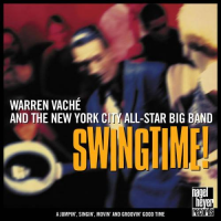 Album Swingtime! by Warren Vache