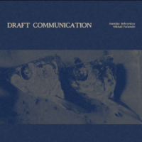 Album Draft Communication  by Stanislav Bobritskiy