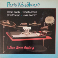 Album When We're Smiling by Paris Washboard