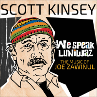 We Speak Luniwaz by Scott Kinsey