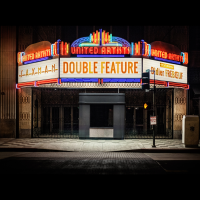 Album DOUBLE FEATURE by Shannon SAXMAN Murray