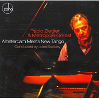 Album Amsterdam Meets New Tango by Pablo Ziegler