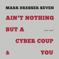 Album Ain't Nothing But A Cyber Coup & You by Mark Dresser