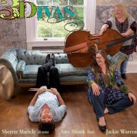 Album 3Divas by 3Divas Jazz Trio