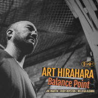 Album Balance Point by Art Hirahara