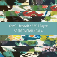 Album Spiderwebmandala by Carol Liebowitz