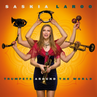 Album Trumpets Around The World by Saskia Laroo