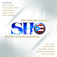 Album The Latin Jazz Project by Spanish Harlem Orchestra
