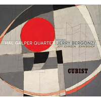 Album Cubist by Hal Galper
