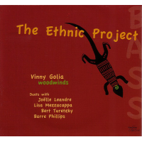 Album The Ethnic Project by Vinny Golia