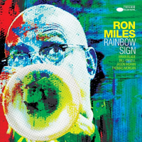 Album Rainbow Sign by Ron Miles