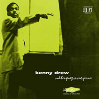 "Read ""Kenny Drew and His Progressive Piano"" reviewed by C. Michael Bailey"