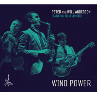 Album Wind Power by Peter and Will Anderson