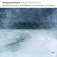 Album Where The River Goes by Wolfgang Muthspiel