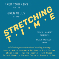 Album Stretching Time by Fred Tompkins