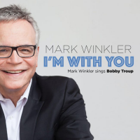 Album I'm  With You by Mark Winkler