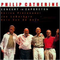 Philip Catherine Quartet - Concert in CapBreton by Philip Catherine