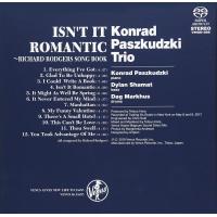 Album Isn't It Romantic - Richard Rodgers Song Book by Konrad Paszkudzki