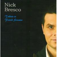 Album Nick Bresco tribute Frank Sinatra by Nick Bresco