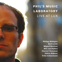 Phil's Music Laboratory - Live at Lux