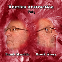 Album Rhythm Abstraction: Ruby by Frank Macchia