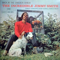 Album Back At The Chicken Shack by Jimmy Smith