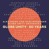 "Read ""Globe Unity - 50 Years"" reviewed by John Sharpe"