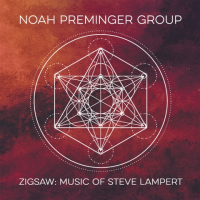 "Read ""Zigsaw: Music Of Steve Lampert"" reviewed by Karl Ackermann"