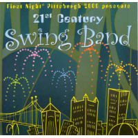 """21st Century Swing Band"" by Steve Rudolph"