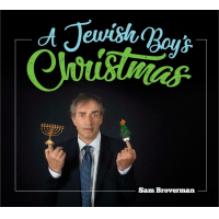 Album A Jewish Boy's Christmas by Sam Broverman