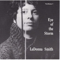Album Eye Of The Storm by LaDonna Smith