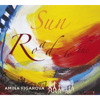 Amina Figarova—Road To The Sun
