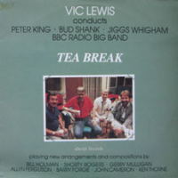 Album Tea Break by Vic Lewis