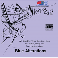 Album Blue Alterations by Al Stauffer