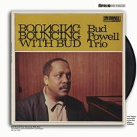 Bud Powell: Bouncing With Bud