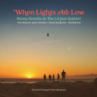 Album When Lights Are Low by Kenny Kotwitz