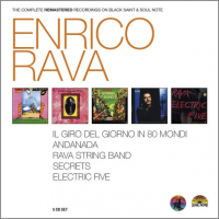 Album The Complete Remastered Recordings On Black Saint & Soul Note by Enrico Rava