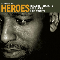 Album Heroes by Donald Harrison
