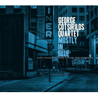 George Cotsirilos: Mostly in Blue