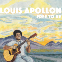 Louis Apollon's New York City Album Release Show at Rockwood Music Hall on April 15