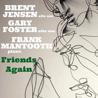Album Friends Again by Brent Jensen