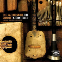 Nat Birchall: The Storyteller: A Musical Tribute To Yusef Lateef