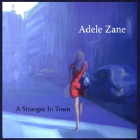 A Stranger in Town by Adele Zane