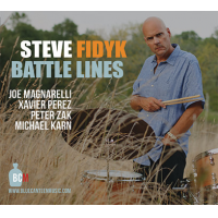 Album Battle Lines by Steve Fidyk