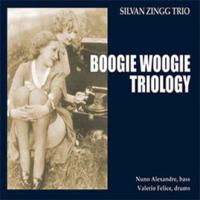 Album Boogie Woogie Triology by Silvan Zingg