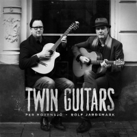Album Twin Guitars by Rolf Jardemark